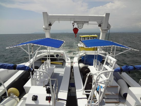 Provincia de Puntarenas, Costa Rica: Dive Skiffs on M/V Argo