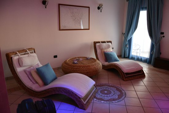 Hotel Montecallini: Lettini