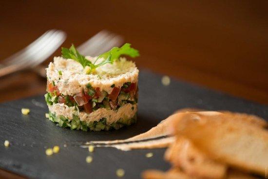 Glutton Club: Gazpacho Crab