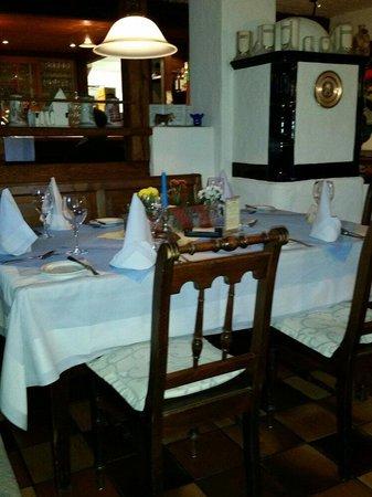 Restaurant Zur Alten Salzstrasse
