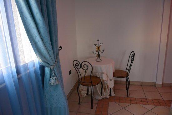Hotel Montecallini: Angolo suite