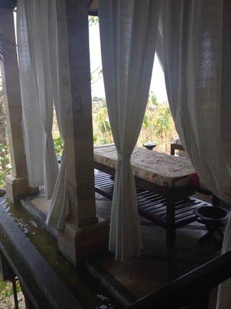 Puri Mangga Sea View Resort & Spa: the spa