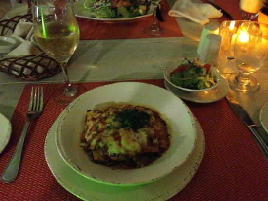 Tulip: Lasagna