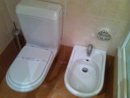 Hotel Tritone: I sanitari