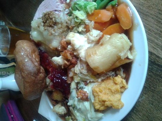 Corscombe, UK: Fantastic Carvery