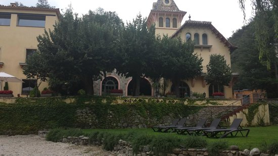 Hotel & Spa La Central : el sitio precioso