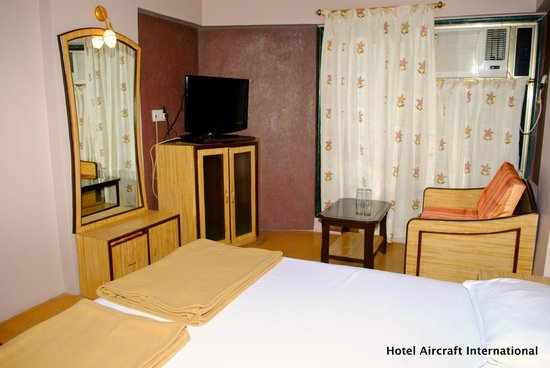 Hotel Aircraft International: Super Deluxe Room