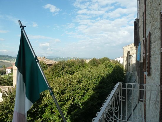 Relais del Borgo Hotel & SPA : Panorama