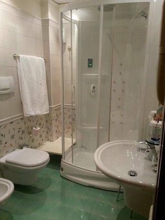 Best Western Hotel Firenze: Bagno