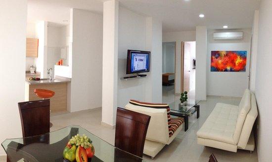 Hotel Cabrero Mar: Apartamento ejecutivo / Executive Apartment