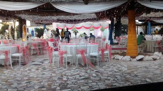 Jangwani sea breeze resort: joyous wedding occasions