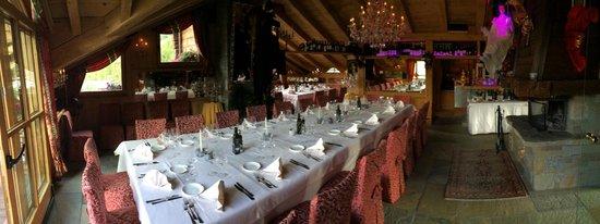 Angels & Demons Restaurant: Di giorno....