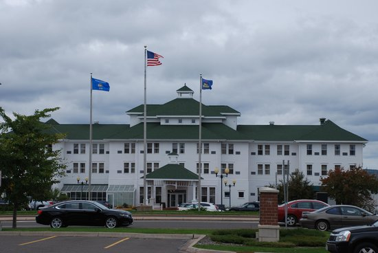 BEST WESTERN The Hotel Chequamegon : Hotel Chequamegon