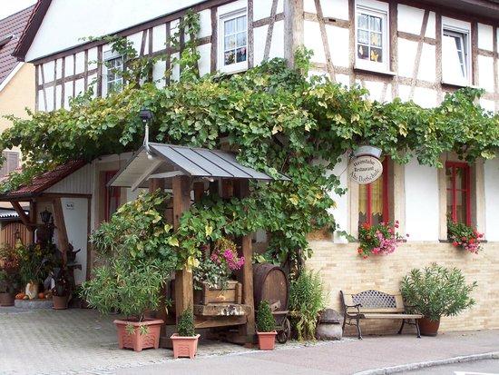 Остфильдерн, Германия: Alte Dorfschule