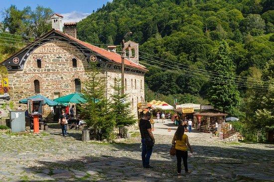 Rila Monastery Restaurant