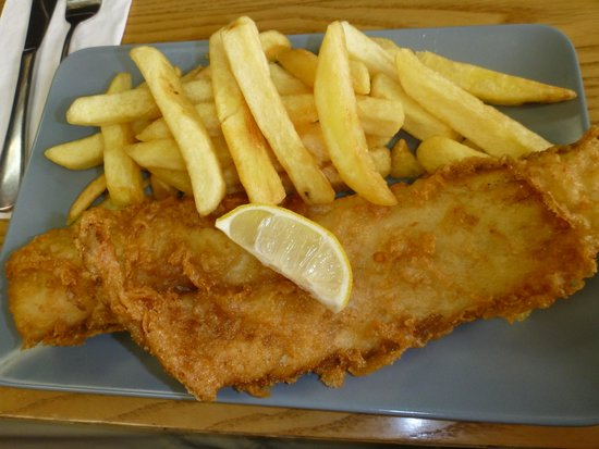 Baileys Fish and Chips: Fish&Chips