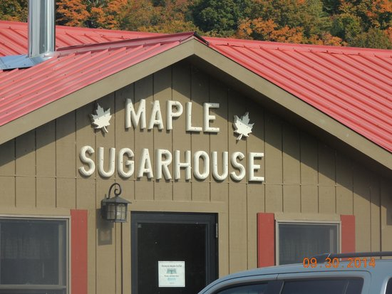 Jeffersonville, VT: Vermont Maple Outlet