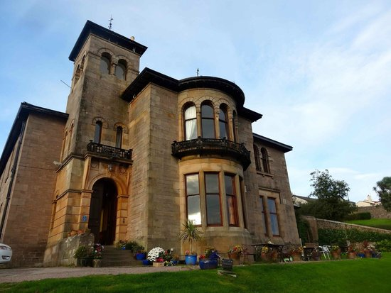 Craigard House Hotel: The hotel