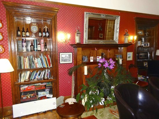 Craigard House Hotel: Sitting room