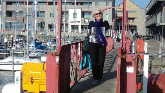 Premier Inn Caernarfon Hotel: Victoria Dock