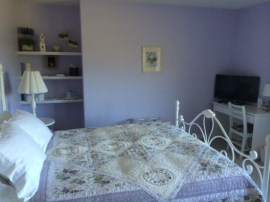 Oceanview Bed and Breakfast: Camera lavanda
