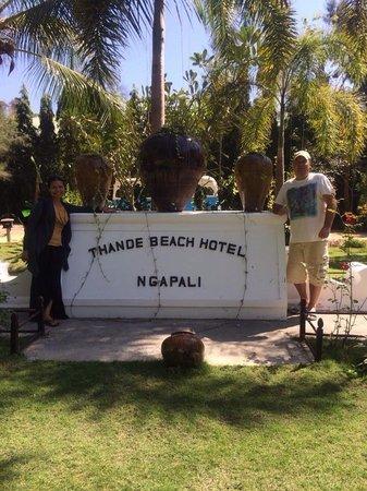 Thande Beach Hotel: Welcome to Thande Beach Resort!