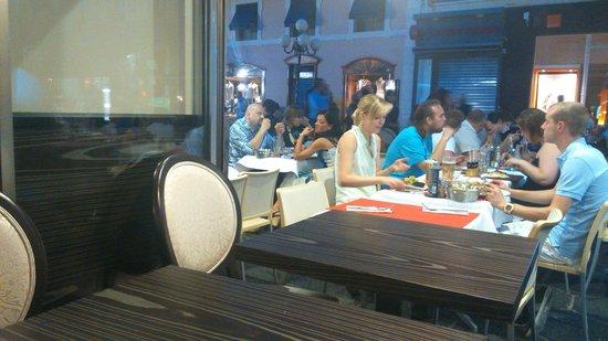 Le Mirador: Outside Dining