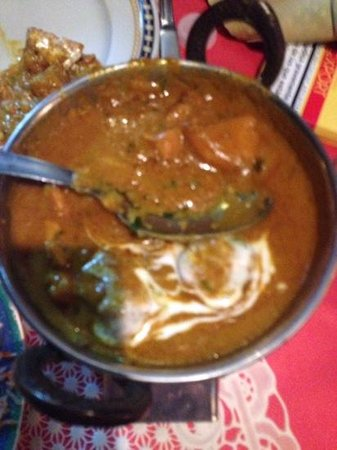 Star of Bengal: Chicken Rogan Josh