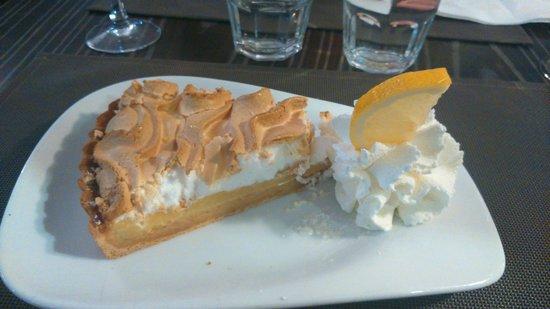 """Le Mirador: """"Tarte Maison"""" - Lemon Meringue Pie"""
