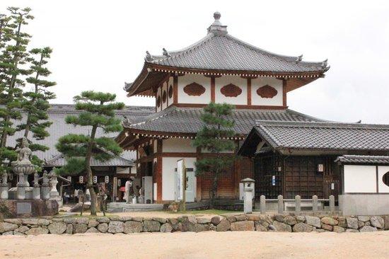 Daiganji Temple: Pabellon