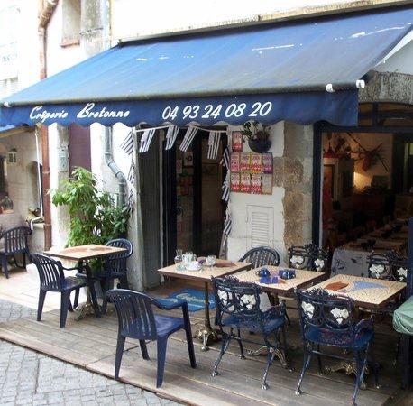 Creperie bretonne: Excellent Crepes