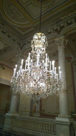 Hotel Imperial Vienna: Elegant interior