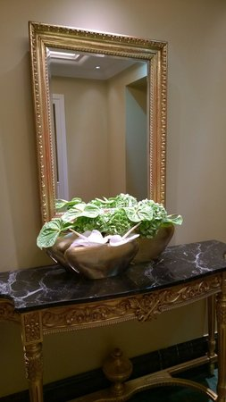 Hotel Imperial Vienna: Beautiful flowers throughout