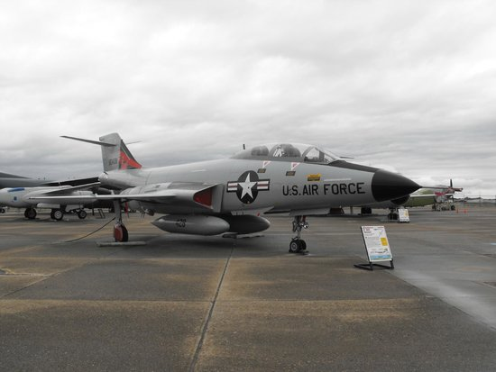 Air Mobility Command Museum: F-101 Voodoo