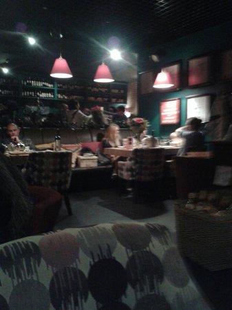 Saperavi Cafe: zev