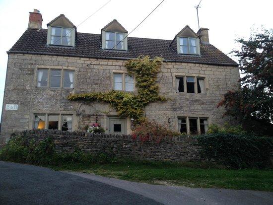 Rose Cottage: B&B front