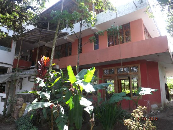 Bio Hostal Mindo Cloud Forest: fachda oeste