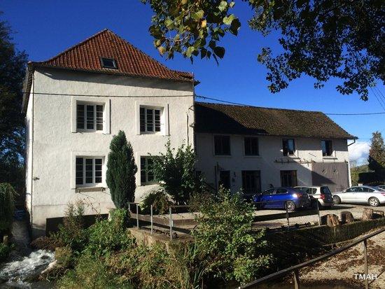 L'Auberge du Moulin d'Audenfort : The Auberge