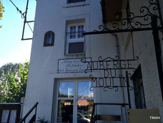 L'Auberge du Moulin d'Audenfort : The name