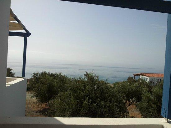 Fata Morgana Studios & Apartments: View from the Apartment balcony