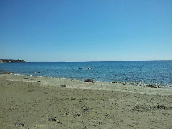 Fata Morgana Studios & Apartments: The beach