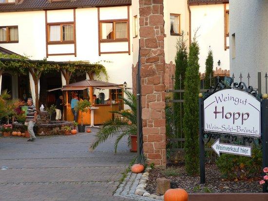 Landhotel Hopp