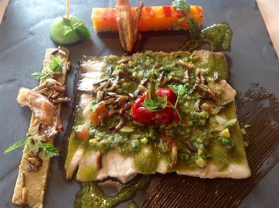 Hotel Les Pyrenees : salade de thon
