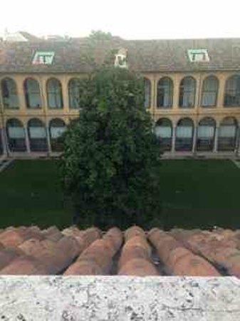 Palazzo Delle Stelline Room View