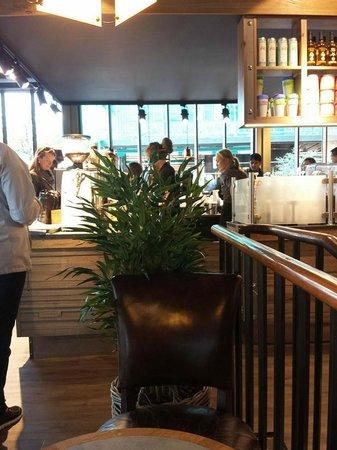Espresso house in Lund