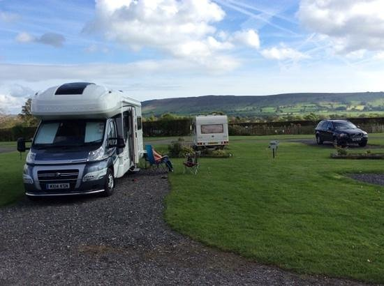 Brickhouse Touring Caravan Site