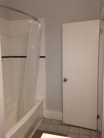 The Clarence Park: Habitación Doble con baño