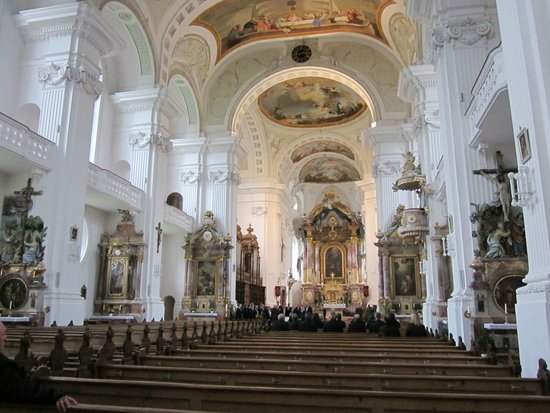 Klosterkirche St. Verena
