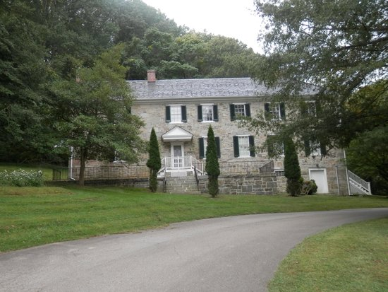 Susquehanna State Park: Rock Run Mansion