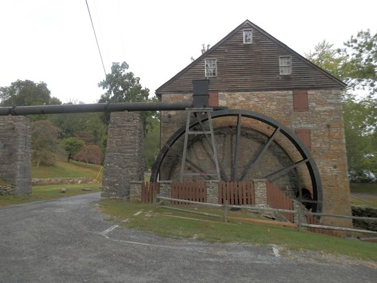 Susquehanna State Park: Grist Mill